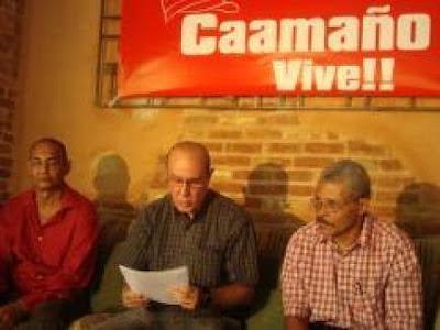 Círculos Caamañistas marcharan este 24 de abril