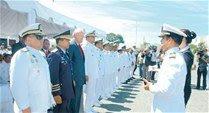 """Jefe de la Marina dice evitará """"lacras"""" vuelvan a institución"""