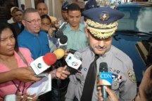 Jefe PN niega calificara de terroristas estudiantes UASD