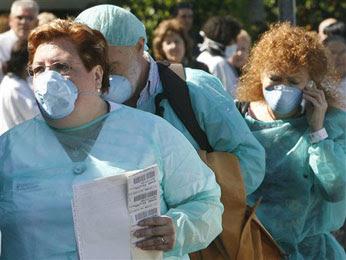 Neumólogo traza pautas para evitar gripe porcina