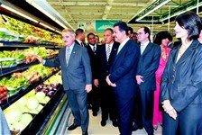 Grupo Ramos abre tienda La Sirena de la avenida Luperón