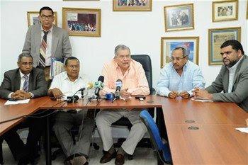 La falta de recursos está afectando la convención del PRD