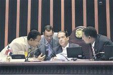 Senado aprueba el Presupuesto para el 2010