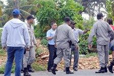 Desconocidos realizan 13 disparos próximo a la Procuraduría donde está reunida comisión investiga asesinato ex coronel