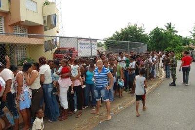 Gobierno distribuye alimentos por valor de RD$17.0 millones