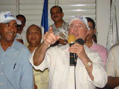 Hipólito Mejía regresa este viernes a SDE; también irá a San Luis