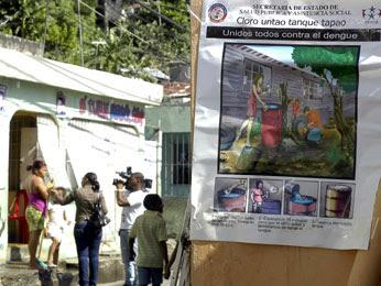 El Gobierno lanza campaña para prevenir el dengue