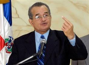 Almeyda admite Hipólito es más peligroso que Vargas Maldonado para el PLD