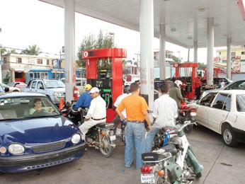 Industria y Comercio congela precios de los combustibles
