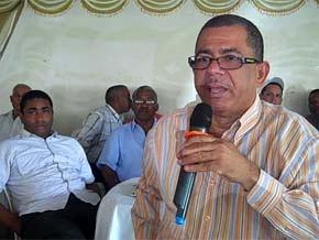 Diputado Jorge Frías hace aclaración tras denuncia de Juan Hubieres