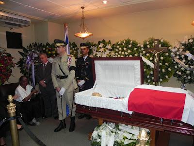 PRD hará actos honoríficos a Jorge Blanco durante este martes