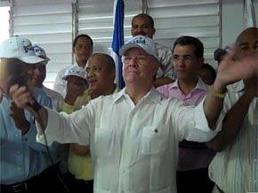 Hipólito Mejía Vs. Carlos Rosario