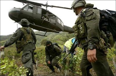 Policía antinarcóticos de Colombia se incauta de 1,5 toneladas de cocaína