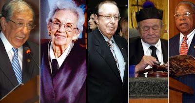 Siete jueces de la Suprema sobrepasan la edad de retiro