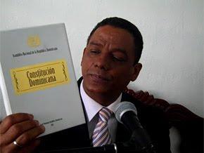 Cabrera usará Constitución para oponerse a reelección de Leonel