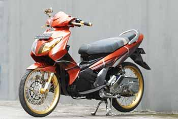 Photo of Modifikasi Yamaha Nouvo