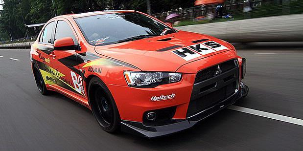 Photo of Mitsubishi Lancer Modifikasi