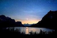 'Wild Goose Moon & Stars'