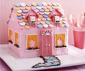 Doll House Cake Images : GEORGIKIDS: FABULOUS KIDS BIRTHDAY CAKES