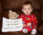 Carson's 1st Year