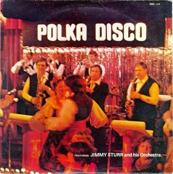one group had the idea of combining polka and disco, back in the 1970s.
