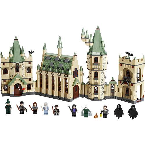 lego harry potter hogwarts castle. Black Bedroom Furniture Sets. Home Design Ideas