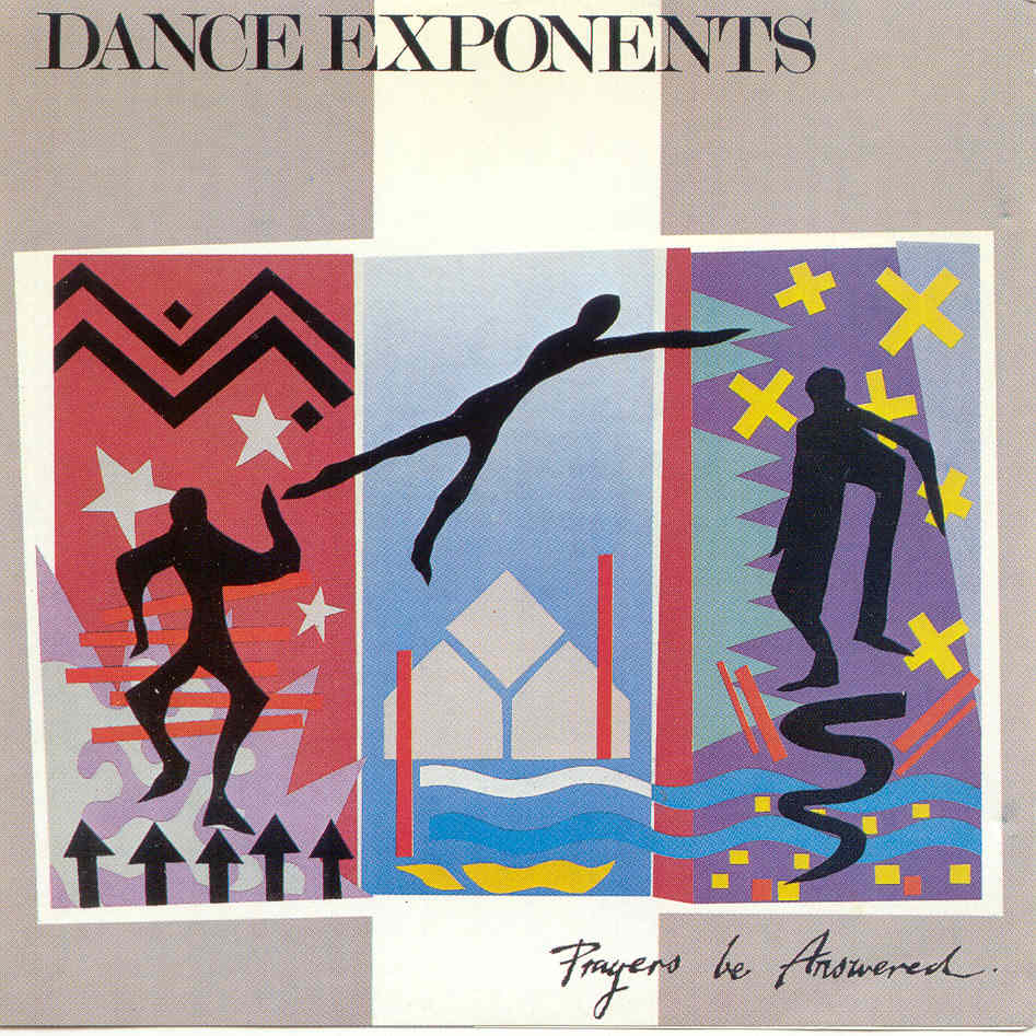 Dance Exponents Brand New Doll