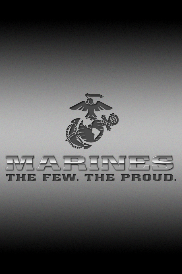 marine corp wallpaper. iPhone 4 - U.S. MARINE CORPS