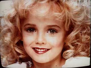 Kidnapped Children: JONBENET RAMSEY