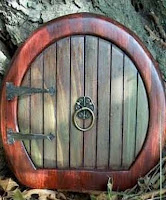 Thursdays are Mystery Door days! Choose a door. A surprise is waiting for you! & Spyglass Lane: Mystery Door