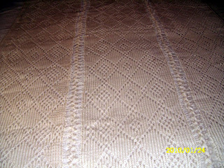 Knit and Crochet Pattern Chat: Slip Stitch Knitted Afghan Pattern Coming Soon!