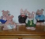 heel veel piggy's