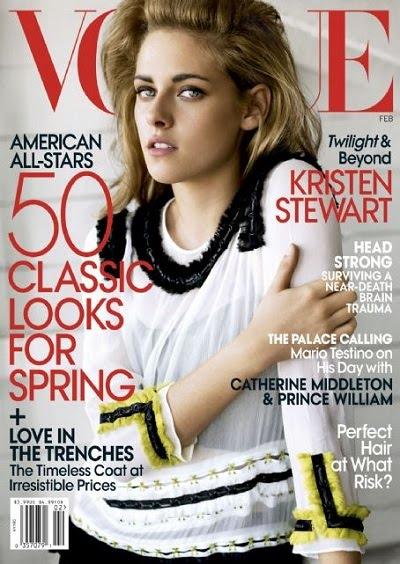 Vogue Kristen Stewart Cover. Kristen Stewart#39;s Vogue cover.