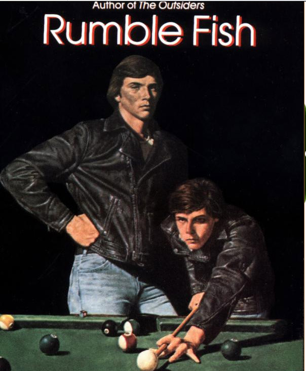 Esposito lit review rumble fish for Rumble fish summary