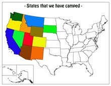 -States We Have Camped-