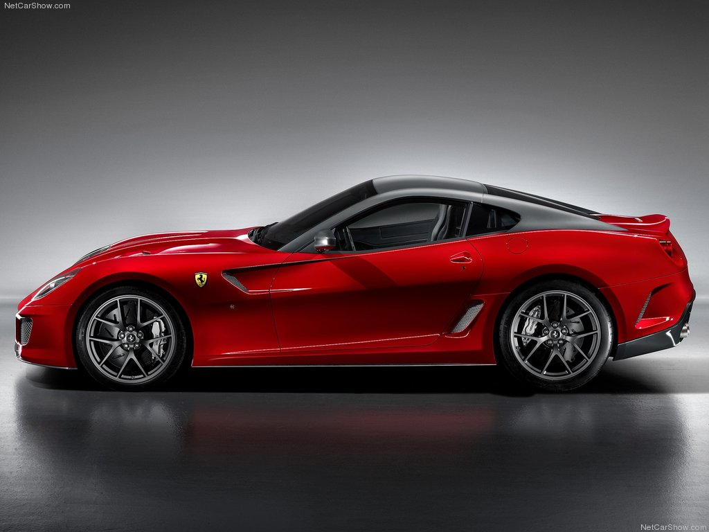 Cars Library: Ferrari 599 GTO (2011)