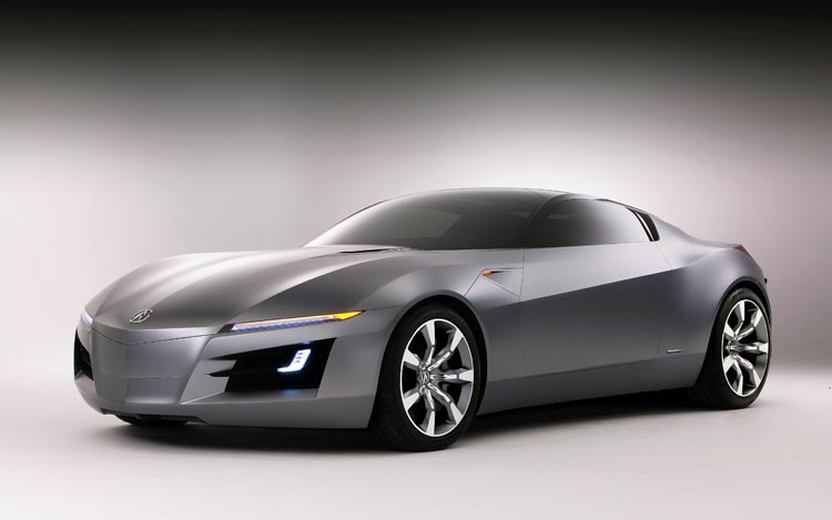 Cars Library Acura Advanced Sports Car Concept - Sports cars types
