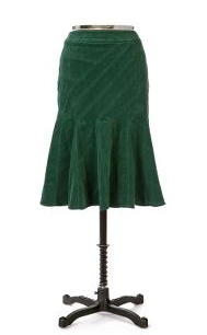 Asymmetrical Stitching Skirt