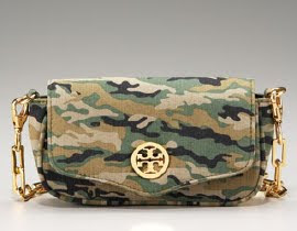 Camo Mini Shoulder Bag