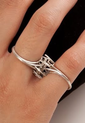 Linked Double Ring