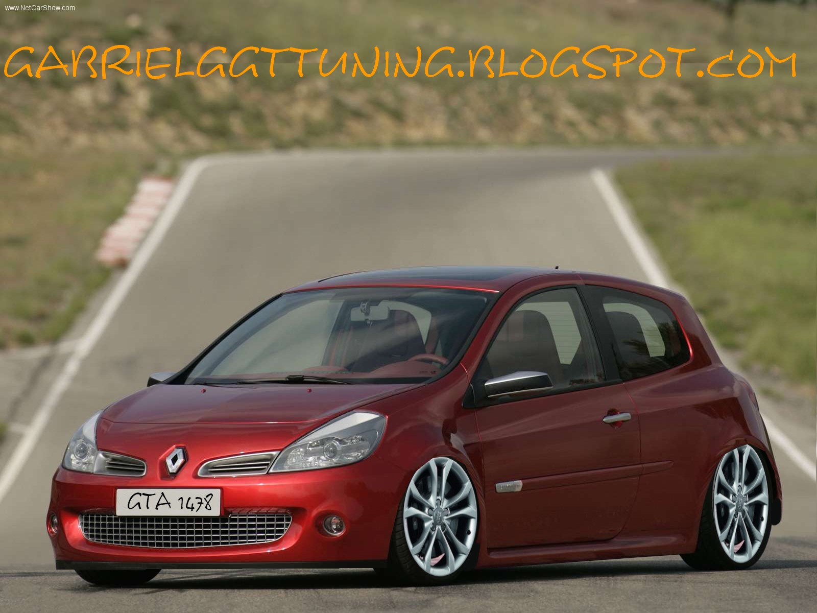 pic new posts renault clio wallpaper. Black Bedroom Furniture Sets. Home Design Ideas