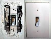 Switch, with and without insulation
