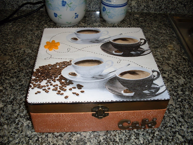 Caixa p/ Café