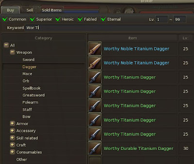 Trade broker in sanctum aion