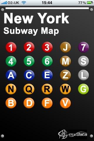 Subway new york city trip planner uk
