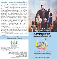 Cadastro Diocesano dos Catequistas