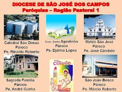 REGIÃO PASTORAL 1