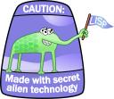 Lisp Alien