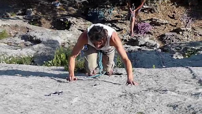 topo Escalade, Grimpe, Seynes, Vidéos