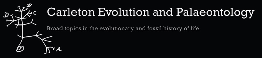 Carleton Evolution and Palaeontology